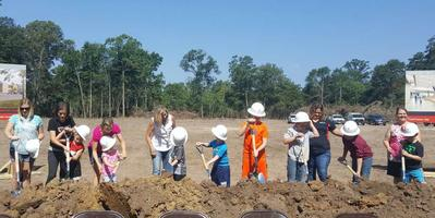 Huffman ISD breaks ground on new elementary school campus