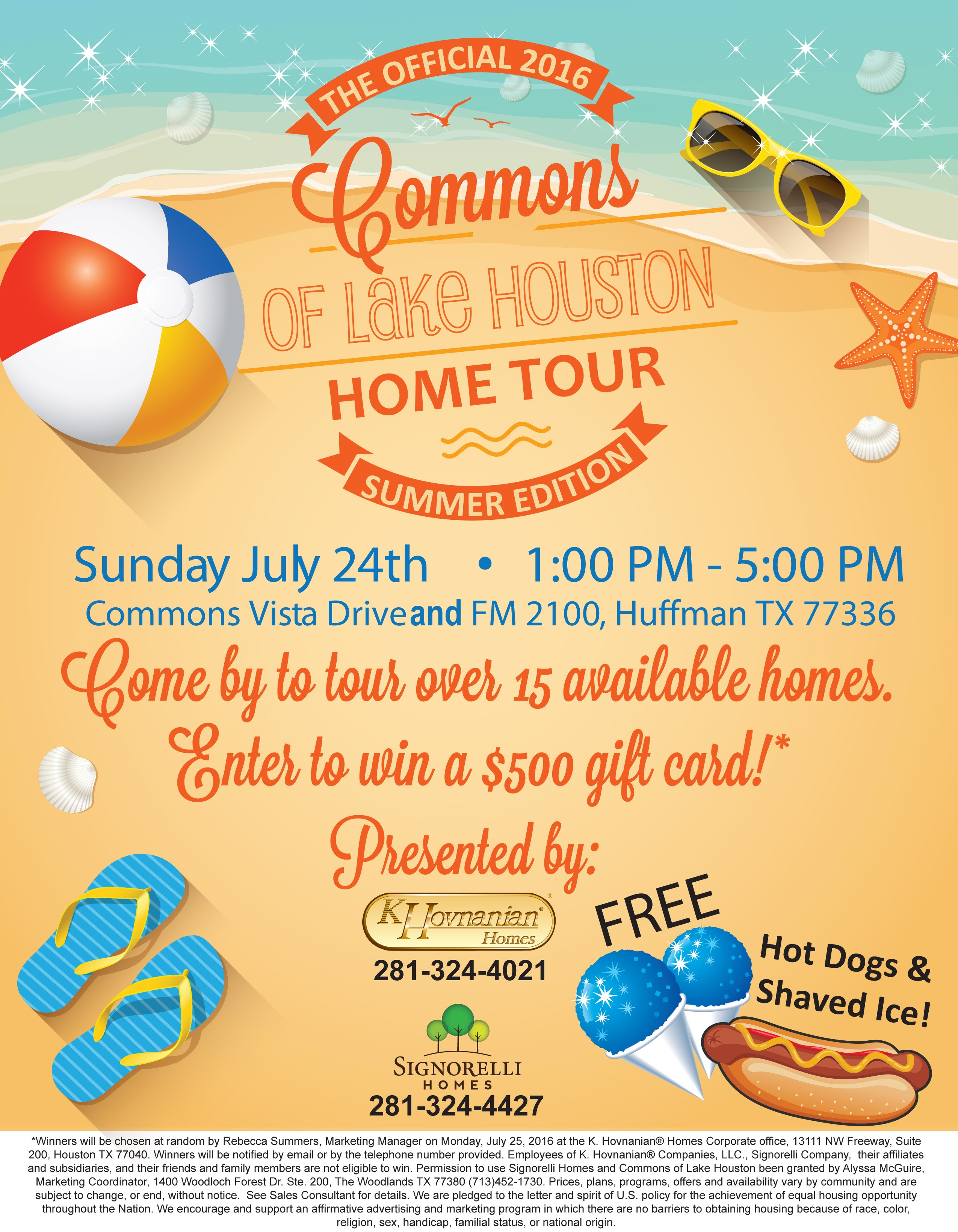 Official Commons Home Tour Summer Edition